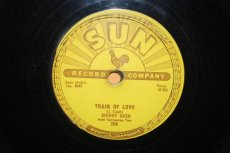 CASH, JOHNNY - TRAIN OF LOVE