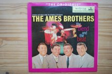 AMES BROTHERS - THE BLEND AND THE BEAT