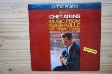 ATKINS, CHET - MUSIC FROM NASHVILLE, MY HOME TOWN