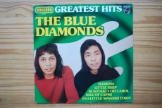 BLUE DIAMONDS - GREATEST HITS