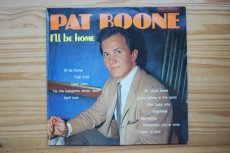 BOONE, PAT - I'LL BE HOME