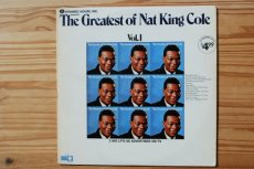 COLE, NAT KING - THE GREATEST OF