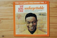COLE, NAT KING - UNFORGETTABLE