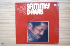 DAVIS, SAMMY - THE MOST BEAUTIFUL SONGS OF
