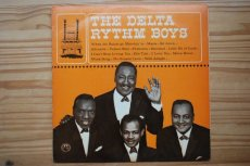 33D-17 DELTA RHYTHM BOYS - THE DELTA RYTHM BOYS