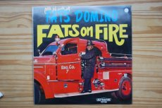 DOMINO, FATS - FATS ON FIRE