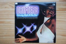 DRIFTERS - SATURDAY NIGHT AT THE CLUB
