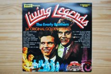 33E-08 EVERLY BROTHERS - LIVING LEGENDS