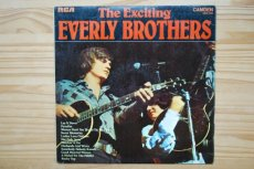 EVERLY BROTHERS - THE EXCITING