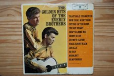 33E-13 EVERLY BROTHERS - THE GOLDEN HITS OF