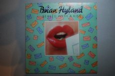 HYLAND, BRIAN - SEALED WITH A KISS