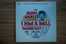 HACKETT, BUDDY - I HAD A BALL