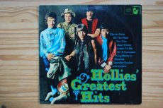 HOLLIES - GREATEST HITS