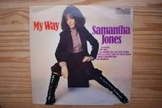 33J-07 JONES, SAMANTHA - MY WAY