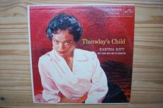 KITT, EARTHA - THURSDAY'S CHILD