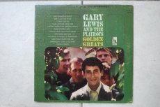 LEWIS, GARY & THE PLAYBOYS - GOLDEN GREATS