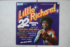 LITTLE RICHARD - 22 ORIGINAL HITS