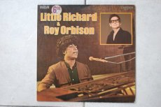 LITTLE RICHARD & ROY ORBISON