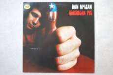 MCLEAN, DON - AMERICAN PIE