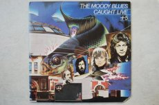 MOODY BLUES - CAUGHT LIVE +5