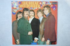 MOODY BLUES - THE GREAT MOODY BLUES