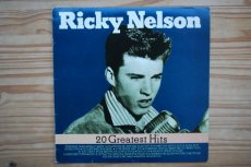 NELSON, RICKY - 20 GREATEST HITS
