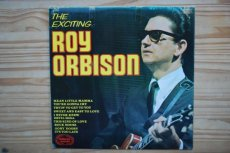 33O03 ORBISON, ROY - THE EXCITING