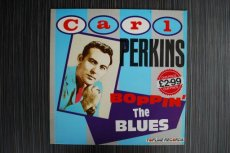 PERKINS, CARL - BOPPIN' THE BLUES