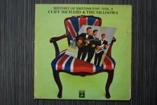 RICHARD, CLIFF - HISTORY OF BRITISH POP, VOL.2