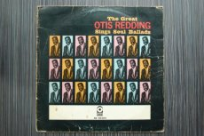 REDDING, OTIS - SINGS SOUL BALLADS