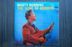 ROBBINS, MARTY - THE SONG OF ROBBINS
