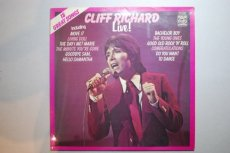 RICHARD, CLIFF - LIVE !