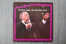 SINATRA, FRANK - MY BEST SONGS~MY BEST YEARS, VOL.2