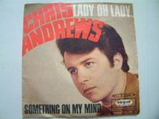 45A010 ANDREWS, CHRIS - SOMETHING ON MY MIND