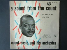 BASIE, COUNT - A SOUND FROM THE COUNT
