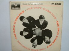 DAVE CLARK FIVE - THE DAVE CLARK FIVE