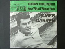 DARREN, JAMES - GOODBYE CRUEL WORLD
