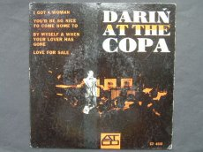DARIN, BOBBY - DARIN AT THE COPA