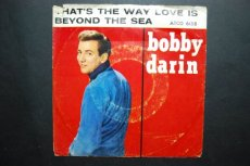 DARIN, BOBBY - THAT'S THE WAY LOVE IS