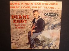 EDDY, DUANE - SOME KIND-A EARTHQUAKE
