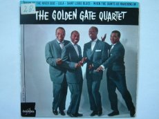GOLDEN GATE QUARTET - DOWN BY THE RIVER SIDE