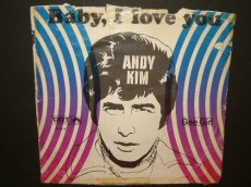 KIM, ANDY - BABY, I LOVE YOU