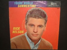 NELSON, RICKY - YOUNG WORLD
