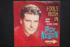 NELSON, RICKY - FOOLS RUCH IN