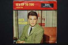 NELSON, RICKY - IT'S UP TO YOU