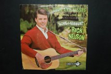 NELSON, RICKY - LOVE AND KISSES