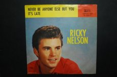 NELSON, RICKY - NEVER BE ANYONE ELSE BUT YOU