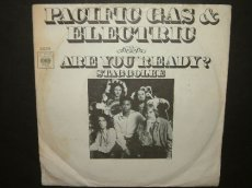 PACIFIC GAS & ELECTRIC - ARE YOU READY ?