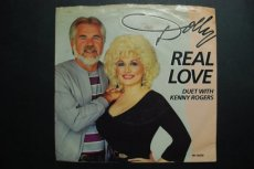 PARTON, DOLLY & KENNY ROGERS - REAL LOVE