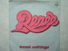 RENEE - SWEET NOTHINGS